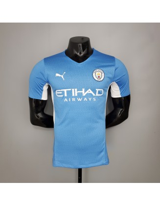 Manchester City Home Jersey 2021/2022 Player