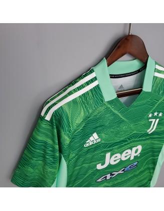 Juventus Home Goalkeeper Shirt 21-22