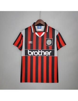 Manchester City Home Jersey 94/96 Retro