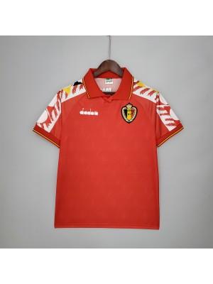 Maillots Belgique 1995 Retro