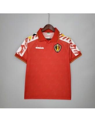 Belgium Home Jerseys 1995 Retro