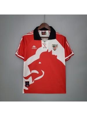 Maillot Athletic Bilbao 97/98 Retro