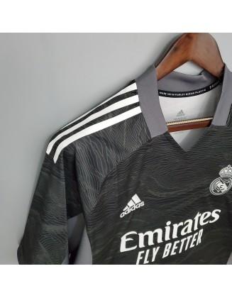 Real Madrid Goalkeeper Jersey 2021/2022