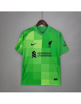 Liverpool Jersey Goalkeeper 2021/2022
