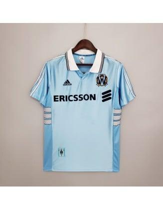Olympique Marseille  Jersey 98/99 Retro