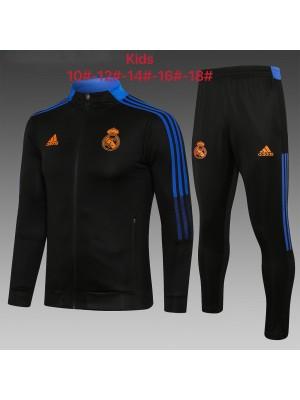 Veste + Pantalon Real Madrid 2021/2022 enfants