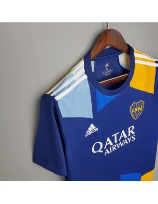 Boca Juniors Football shirt 2021/2022