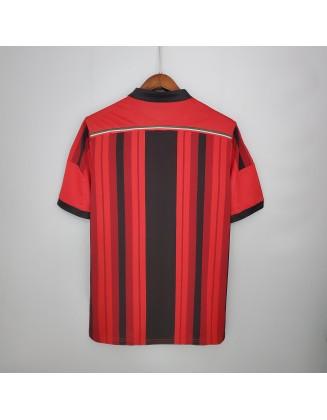 AC Milan Jersey Retro 14/15