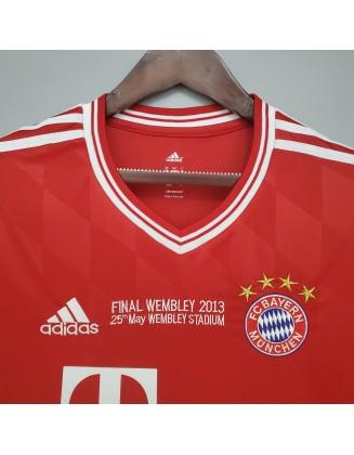 Bayern Munich champion Jersey 13/14 Retro
