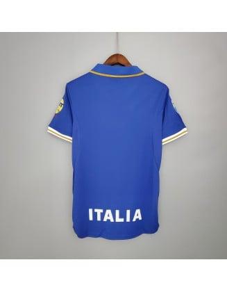 Italy Home Jerseys 1996 Retro
