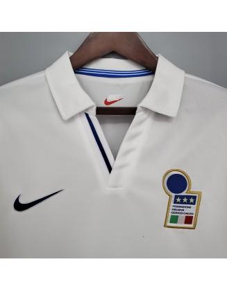 Italy Away Jerseys 1998 Retro