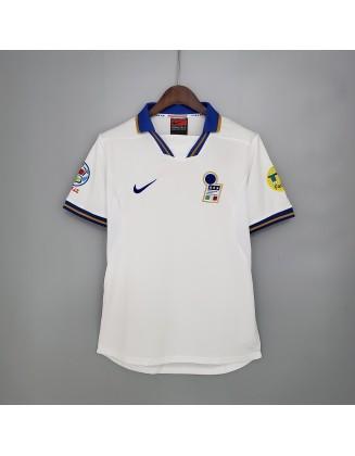 Italy Away Jerseys 1996 Retro