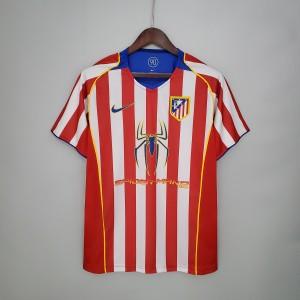 Maillot Atletico Madrid Domicile 04/05 Retro