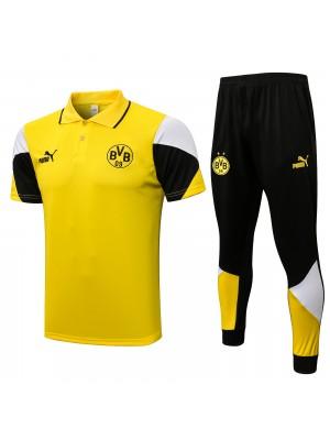 Polo + Pantalon Borussia Dortmund 2021-2022