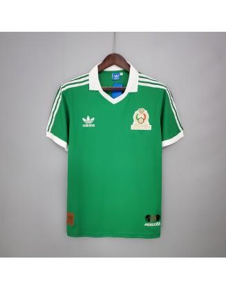 Mexico Home Jerseys 1986 Retro
