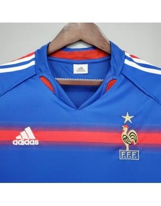 France Jerseys 2004 Retro