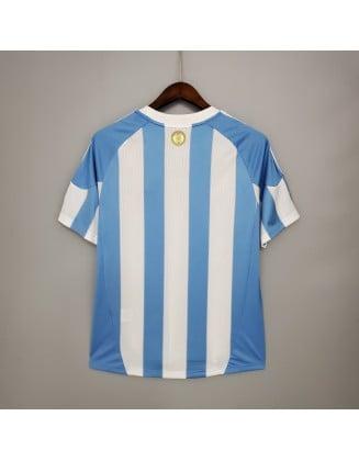 Argentina Home Jerseys 2010 Retro