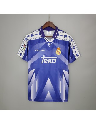 Real Madrid Jersey 96/97 Retro