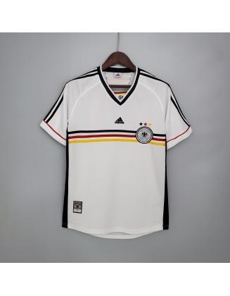 Germany Home Jerseys 1998 Retro