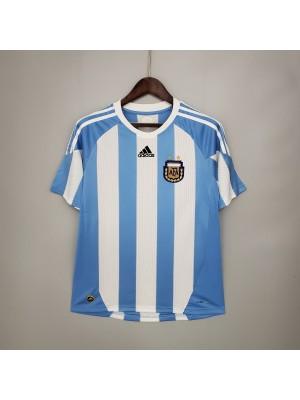 Maillot Argentina Domicile 2010 Retro