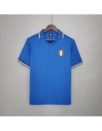 Italy Home Jerseys 1982 Retro
