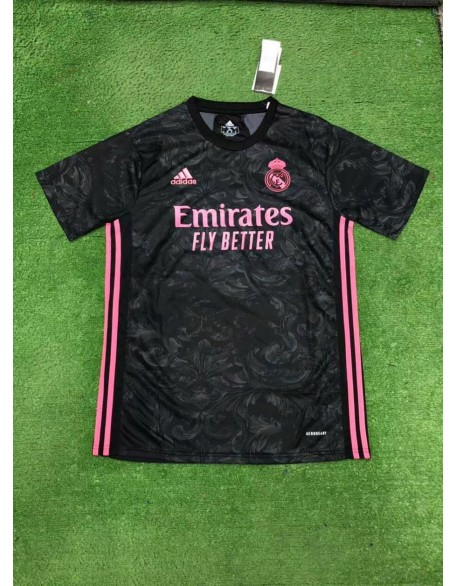 Real Madrid Third Jersey 2020/2021