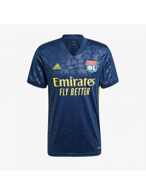 Maillot Olympique Lyon Third 2020/2021
