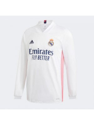 Maillot Real Madrid Domicile 2020-2021 ML