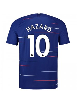 Camiseta De Chelsea 1a Equipacion 2018/2019 HAZARD 10