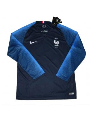 Camiseta Del Francia 1a Eq 2018 Nuevo ML
