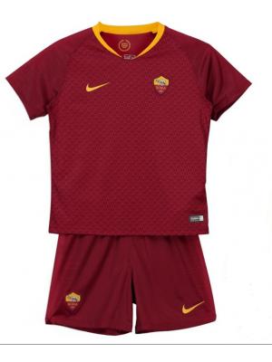 Camiseta De AS ROMA 1a Equipacion 2018/2019 Niños