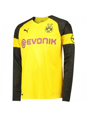 Camiseta Borussia Dortmund 1a Equipacion 2018/2019 ML