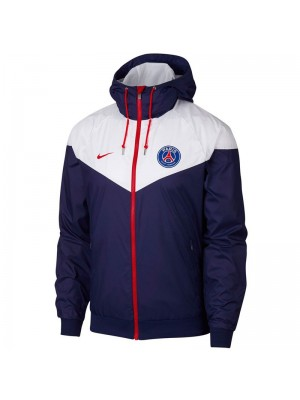 2018/2019 Paris Saint Germain Cazadora Azul Blanco