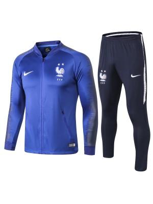 Chándal Del Francia 2018 Azul 2