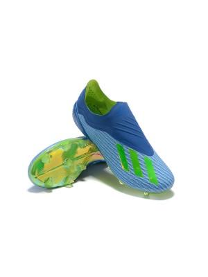 Adidas X 18+ FG Azul