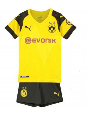 Camiseta De Borussia Dortmund 1a Eq 2018/2019 Niños